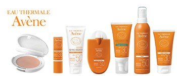 Avène : make good use of the sun!
