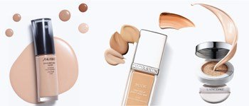 How to choose your foundation, online!