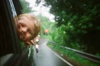 crianças e segurança rodoviária