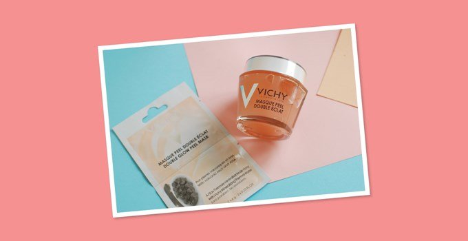 double peeling radiance mask