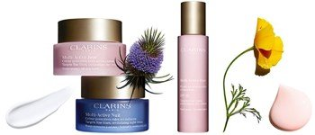 Clarins multi-active day//night