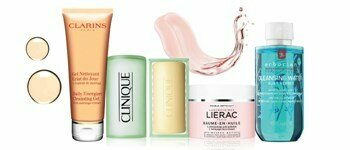 The best make-up removers and face cleansers!
