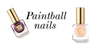 Paintball nails