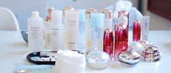 Shiseido vip sessions
