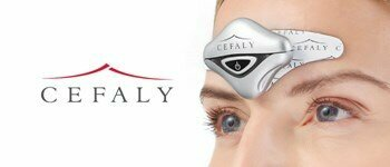 cefaly | tratamento e prevenção da enxaqueca