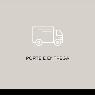 Porte e entrega: informação
