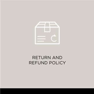 Return and refund policy