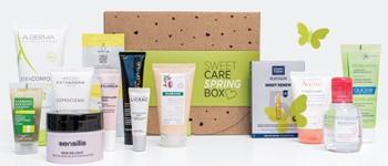 spring box | exclusivo sweetcare