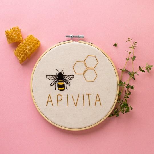 apivita- derivados das abelhas e seus benefícios para a pele