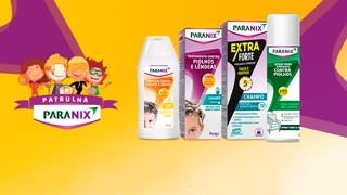 paranix, 100% eficaz na luta contra os piolhos.