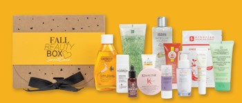 fall beauty box | exclusivo sweetcare