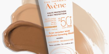 Haute protection mineral