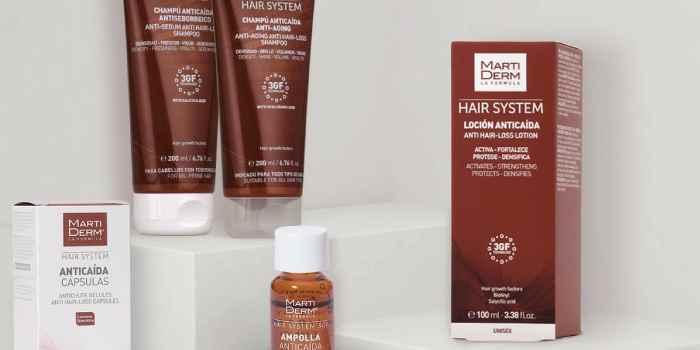 Hair system 3gf