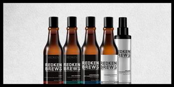 Redken brews haircare