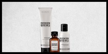 Redken brews Skincare