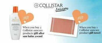 Collistar sunscreens - special offer