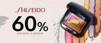 Makeup shiseido