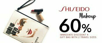 Shiseido - special offer!