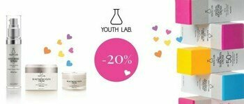 Valentine's days- 20% desconto youth lab
