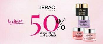 Lierac week - 50% discount