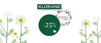 Klorane - 25%