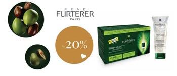 Rene furterer - 20%