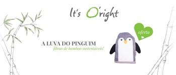 Oferta luva pinguim