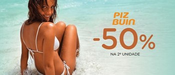 Piz buin -50%