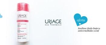 Oferta exclusiva uriage: fluído limpeza 100ml