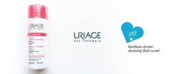 Exclusive uriage offer: cleansing fluid 100ml