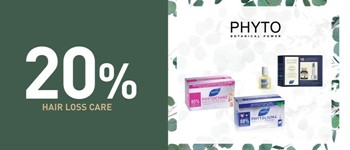 Hair loss discount by phyto
