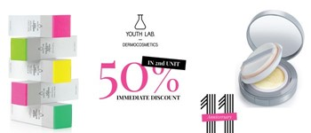 Youthlab- 50% discount