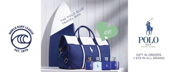 Polo blue bag - sweetcare exclusive