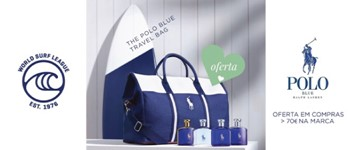 Saco polo blue - exclusivo sweetcare