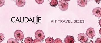Oferta kit travel sizes caudalie