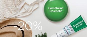 Somatoline  25% desconto