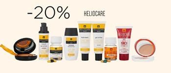 Heliocare -20% desconto