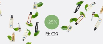 Phyto -25% discount