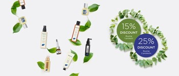 Phyto up to 25% discount