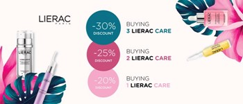 Lierac up to -30% off
