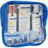 Isdin Travel kit nutraisdin zn 40 20ml + loção corpo 50ml + gel-shampoo banho 50 ml