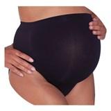 cinta de gravidez tamanho m preto 1unid