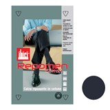 repomen elastic support socks for man 140den size l grey
