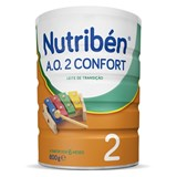 a.o 2 confort transition milk to reduce constipation from 6months 800g