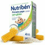 first baby food l . a without gluten with adapted milk from 4months 600g