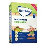 multifrutas papa para bebé sem gluten 300g