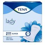 lady super pantiliners 30unid