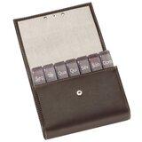 maxi caixa para medicação semanal cores sortidas