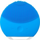 luna mini 2 compact facial cleansing brush all skin type aquamarine