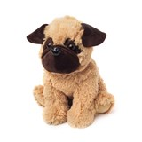 cozy plush pug